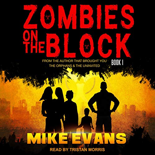 Zombies on the Block cover art