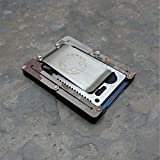 Pocket Gadget MultiWallet Desert Eagle Digital Camo. Kydex Tactical EDC Wallet With Money Clip and Multitool.
