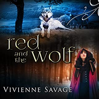 Red and the Wolf: An Adult Fairytale Romance audiobook cover art