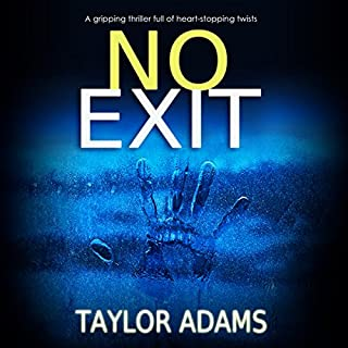 No Exit                   By:                                                                                                                                 Taylor Adams                               Narrated by:                                                                                                                                 Sarah Naughton                      Length: 9 hrs and 44 mins     5 ratings     Overall 3.6