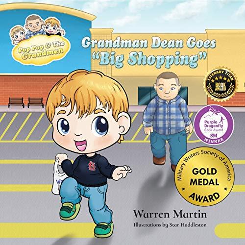 Grandman Dean Goes Big Shopping by Warren Martin ebook deal