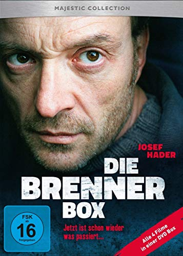 Die Brenner Box [4 DVDs]