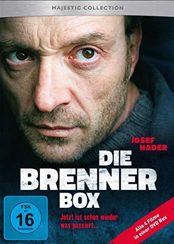 Die Brenner Box (4 DVDs)