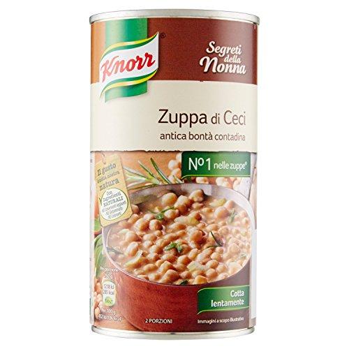 Knorr - Segreti della Nonna Zuppa di Ceci, 500g