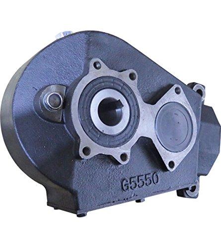 Kratzbodenantrieb - hydraulisches Getriebe 5550 Größe Abtrieb Ø 35mm