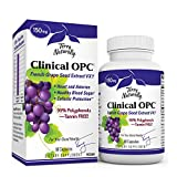 Terry Naturally Clinical OPC 150 mg - 60 Vegan Capsules - French Grape Seed Extract Supplement, Supports Heart & Immune Health, Antioxidant - Non-GMO, Gluten-Free, Kosher - 60 Servings