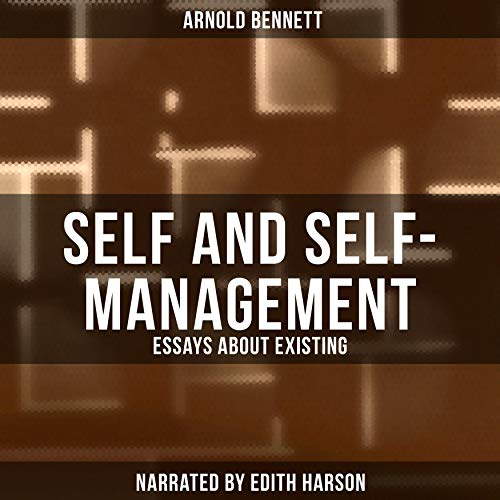Self and Self-Management - Essays About Existing Titelbild