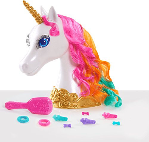 Barbie 62861 Dreamtopia Unicorn Styling Head