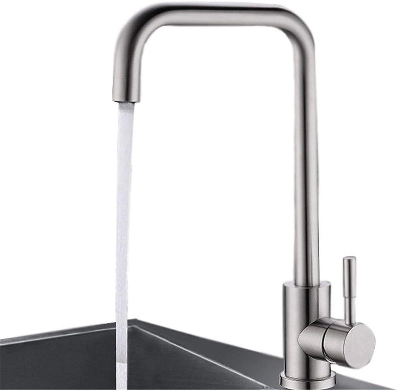 SCSLT Professionelle Spüle Mischbatterie Küchenarmatur Die Kupfer Küchenarmatur, Küchenwasser Kaltwasserhhne, Abwasch in Einer Badewanne mit Drehbeschlgen