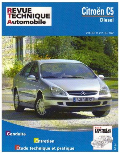 Rta 654.1 Citroën c5 diesel (2001)