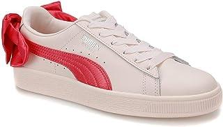 Puma Basket Bow Kadın Pembe Spor Ayakkabı (367321-02)