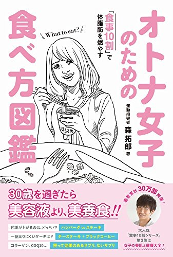Adult Dress, Girls Eat People 図鑑–Meal 10% Protects Your Body Fat Burning–(Pretty Bloom Series)