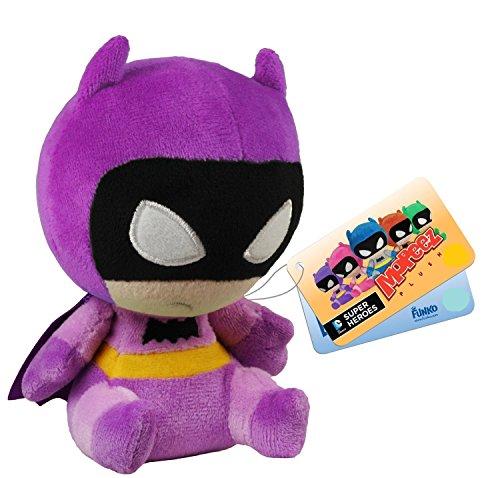 Mopeez DC: Batman 75 Aniversario púrpura