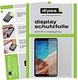dipos I 2X Schutzfolie matt kompatibel mit Xiaomi Mi Pad 4 Folie Bildschirmschutzfolie