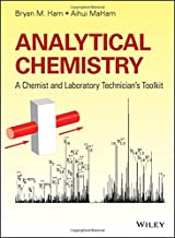 Analytical Chemistry: A Chemist and Laboratory Technician's Toolkit