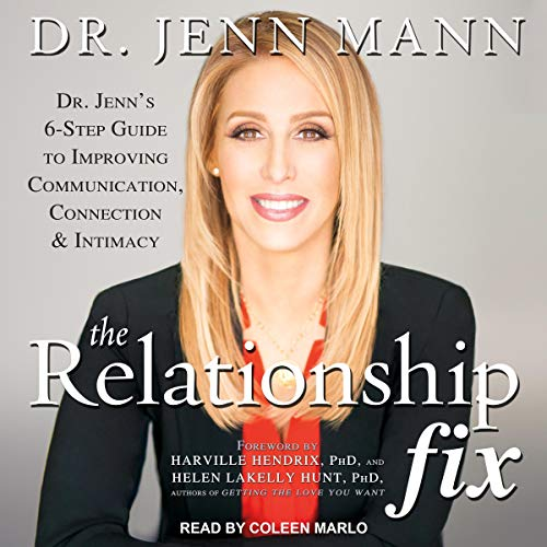 The Relationship Fix audiobook cover art