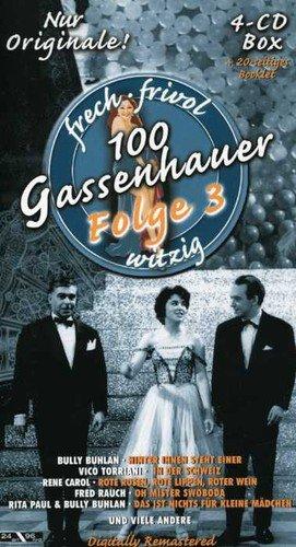 100 Gassenhauer Vol.3