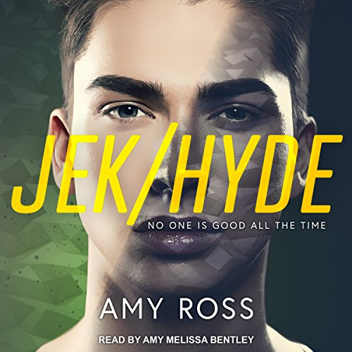 Jek/Hyde audiobook cover art