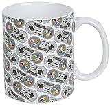 Nintendo Manette Super NES Mug multicolore,