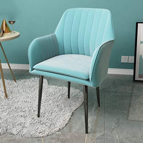 Sofa chair Ijzeren kruk Eetstoel Make-up kruk Barkruk Thuis bureaustoel computerstoel Café restaurant Eettafelstoel Bureaustoel