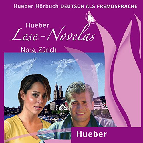 Nora, Zürich audiobook cover art