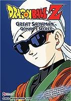 Dragon Ball Z: Great Saiyaman - Gohan's Secret [DVD] [Import]