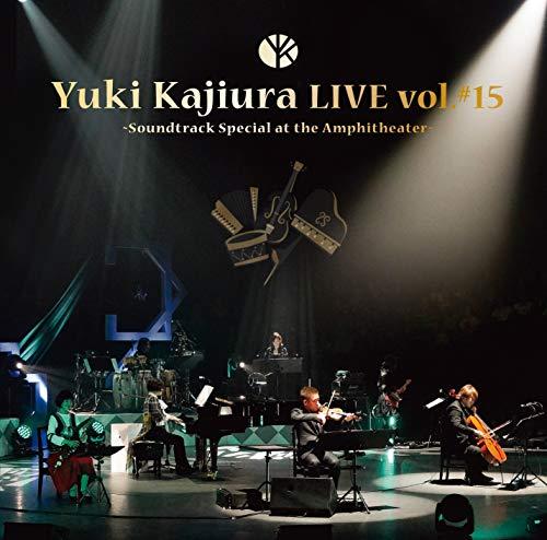 "Yuki Kajiura LIVE TOUR vol.#15 ""Soundtrack Special at the Amphitheater"" 2019.6.15-16 千葉・舞浜アンフィシアター"