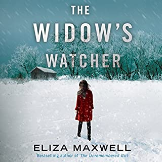 The Widow's Watcher audiobook cover art