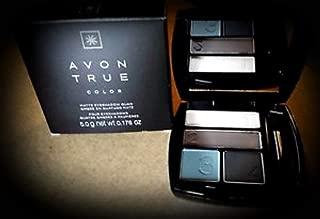 Avon True Color Smoke & Fog Matte Eyeshadow Quad