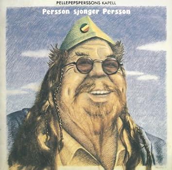 Persson sjonger Persson