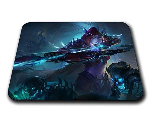 Instabuy–World of Warcraft Mousepad, Motiv: Sylvanas Windrunner