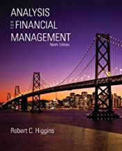 analysis for financial management higgins 9th edition