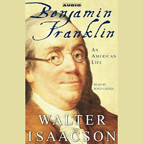 Couverture de Benjamin Franklin