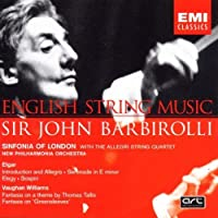 Sir John Barbirolli Conducts English String Music by Barbirolli (1993-01-01)