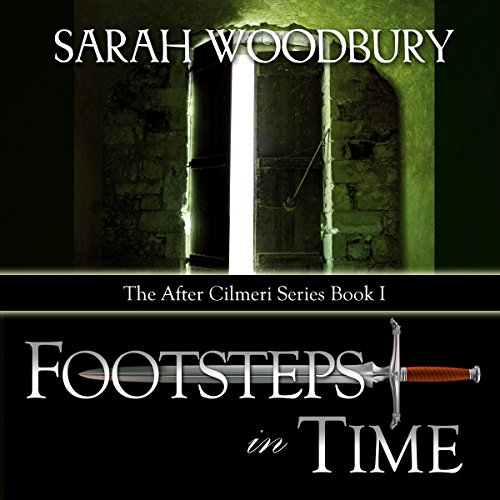 Footsteps in Time: A Time Travel Fantasy audiobook cover art