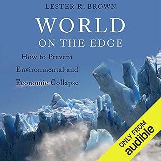 World on the Edge audiobook cover art