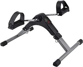 1Pcs Pedal Exerciser Bike Best Arm Leg Exercise Peddler Machine Mini Spinning Bicycle Led Screen Display Sport Gym Equipment, Multi Color