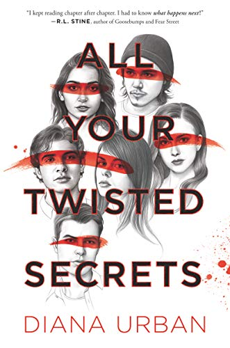 Urban, D: All Your Twisted Secrets