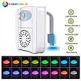 Lampe de Toilette Veilleuse LED Détecteur, Mihify Détecteur de Mouvement pour...