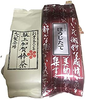 【セット品】丸八製茶場 献上加賀棒茶 60g + 丸八製茶場 ほうじたて100g