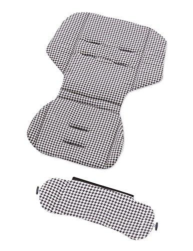 Gesslein 626000153 Loop Set de boucles en coton Violet