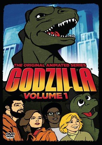 Godzilla Animated Vol 1