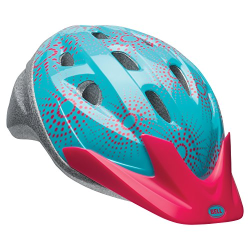 Bell Rally Bike Helmet - Blue & Pink (7095430.0)