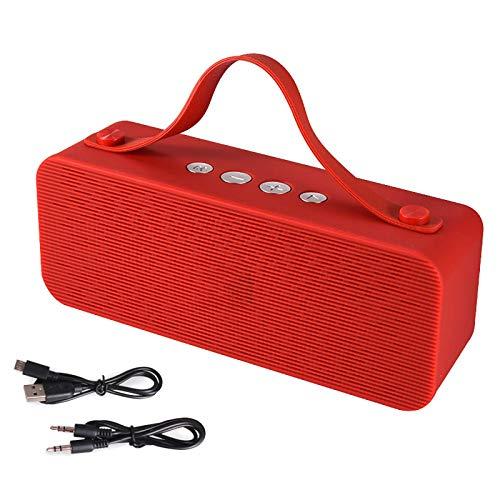 ZEH 1 Altavoz Bluetooth PC portátil LED luz Manos de Llamadas por Voz Asistente de Voz Características for el hogar Partido de la película al Aire Libre FACAI