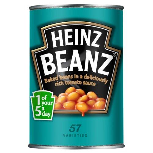 Heinz Baked Beans 415g (24er Packung)