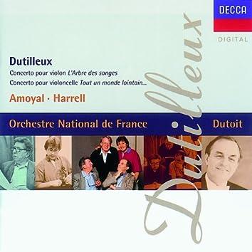 Dutilleux: Violin Concerto; Cello Concerto