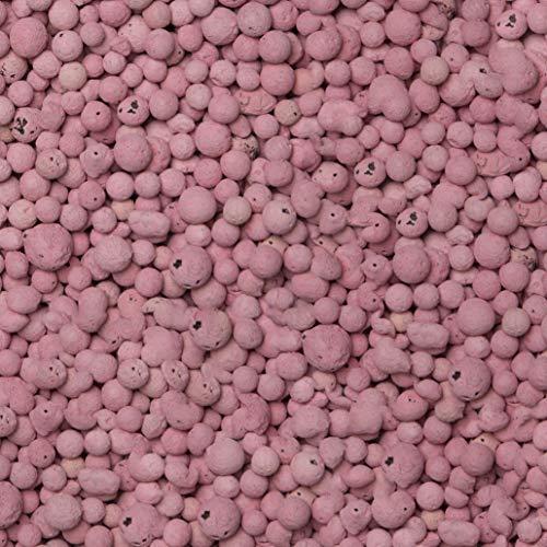 brockytony 8-16 mm. (Pflanzton, Pflanzgranulat, Blähton) 10 Liter. ROSA. BT811Y0
