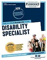 Disability Specialist (Career Examination)