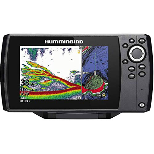 Helix 7 Chirp GPS G3N Fishfinder with Bluetooth & Ethernet