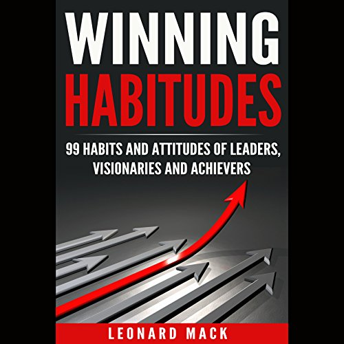 Winning Habitudes audiobook cover art